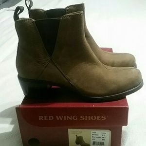 Ladies Red Wing Kinney Boot